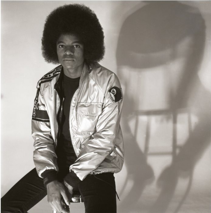 Michael jackson photographie par Anthony Barboza