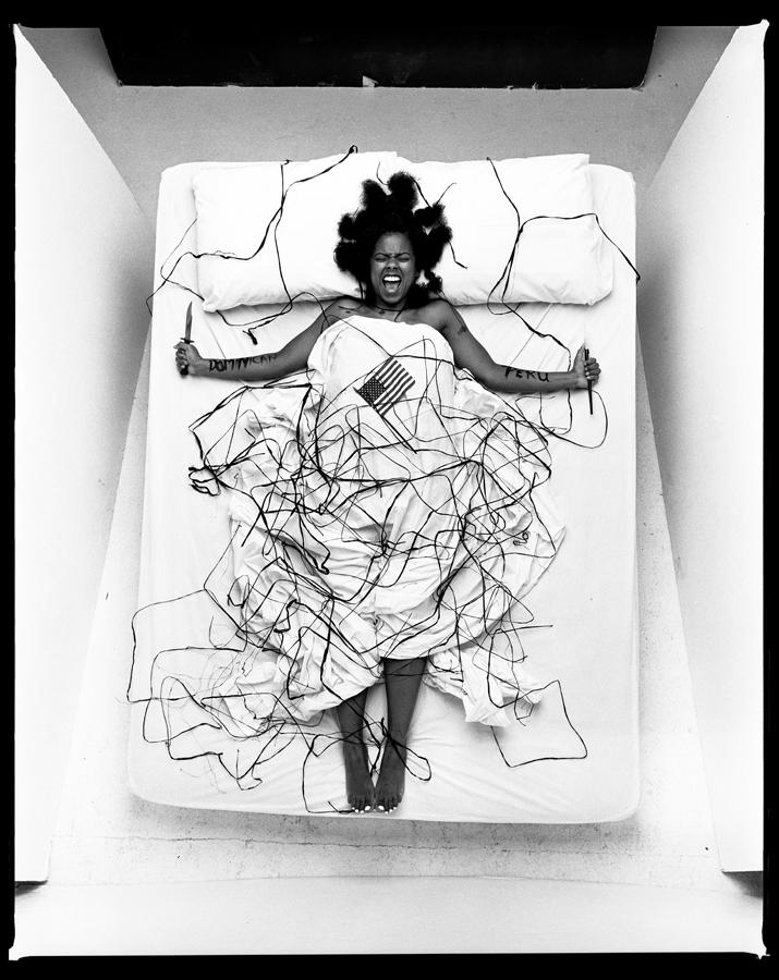 Black Dreams/White Sheets
